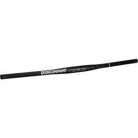 Truvativ Descendant Carbon Flatbar Ø31,8mm, black/carbon